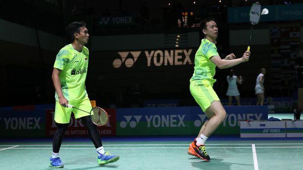 Pelatih Ungkap Kelemahan Ganda Putra Indonesia di All England