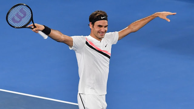Federer est prêt pour Rotterdam