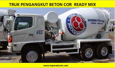 Harga Beton Cor Ready Mix Jakarta Pusat