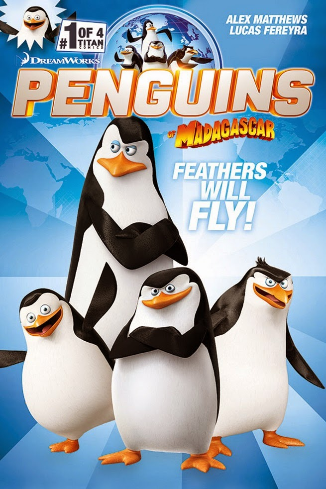 Movie Review Mom: Penguins of Madagascar is cute and cuddly