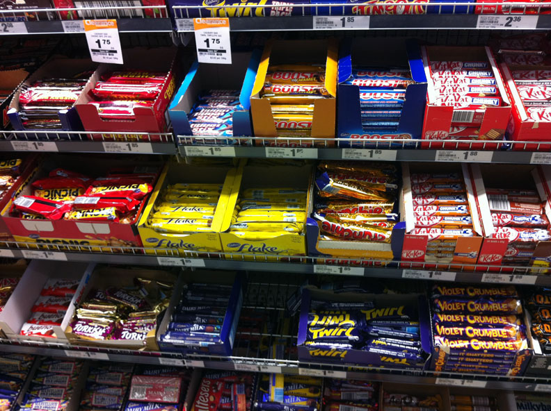 Australian Groceries | Whites in Oz