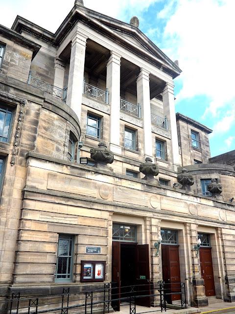 University, St Andrews, Fife, Scotland
