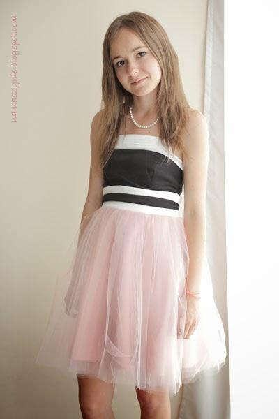 Spódnice i sukienki, na zamówienie, na miarę, tiul, tiulowa spódnica, gorset, nurek