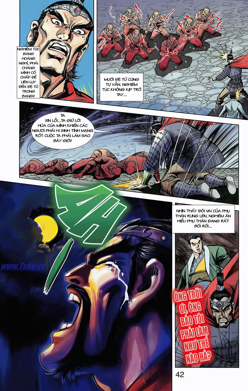 Tần Vương Doanh Chính chapter 10 trang 14