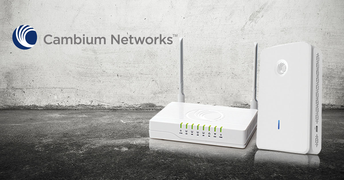 cnPilot™ Arquitectura Adaptativa Wi-Fi
