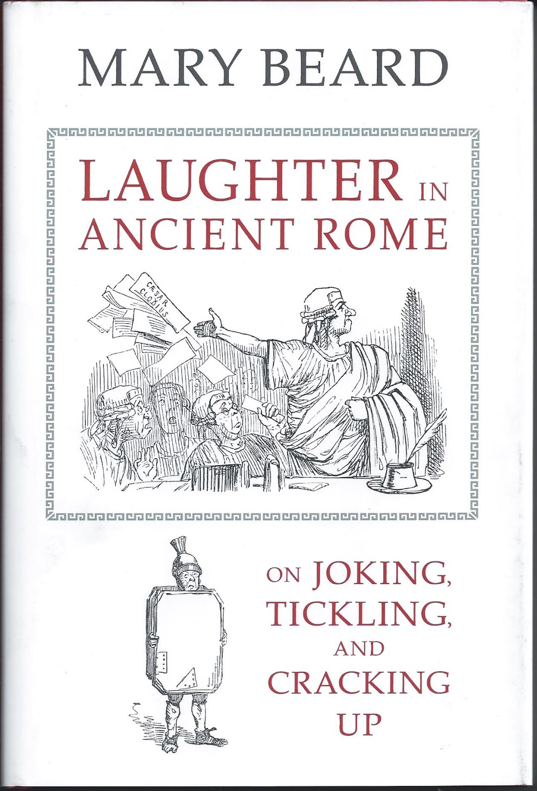 Tickling and Cracking Up On Joking Laughter in Ancient Rome
