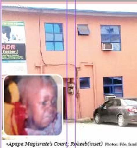 20-year-old Beaten to a Pulp After Stealing 2-year-old Boy Returning from School (Photo)