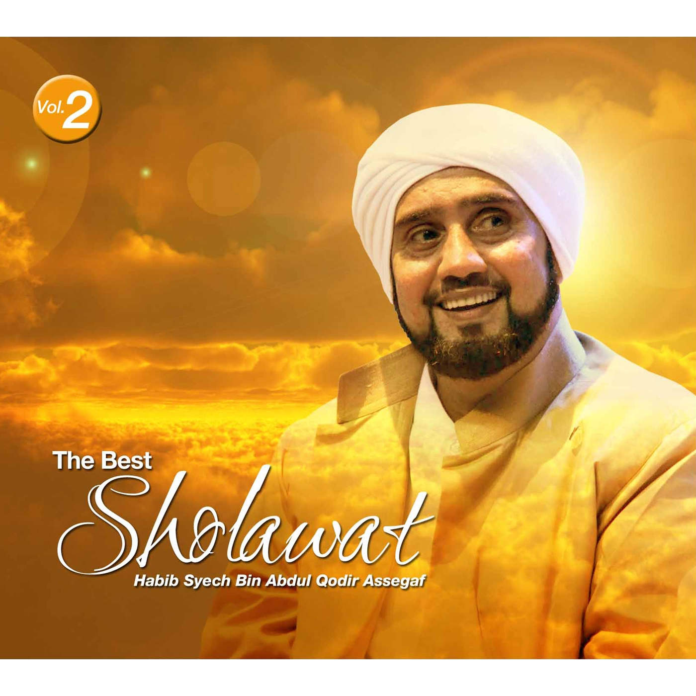 Habib Syech Bin Abdul Qodir Assegaf - The Best Sholawat, Vol. 2 - Album (2014) [iTunes Plus AAC M4A]