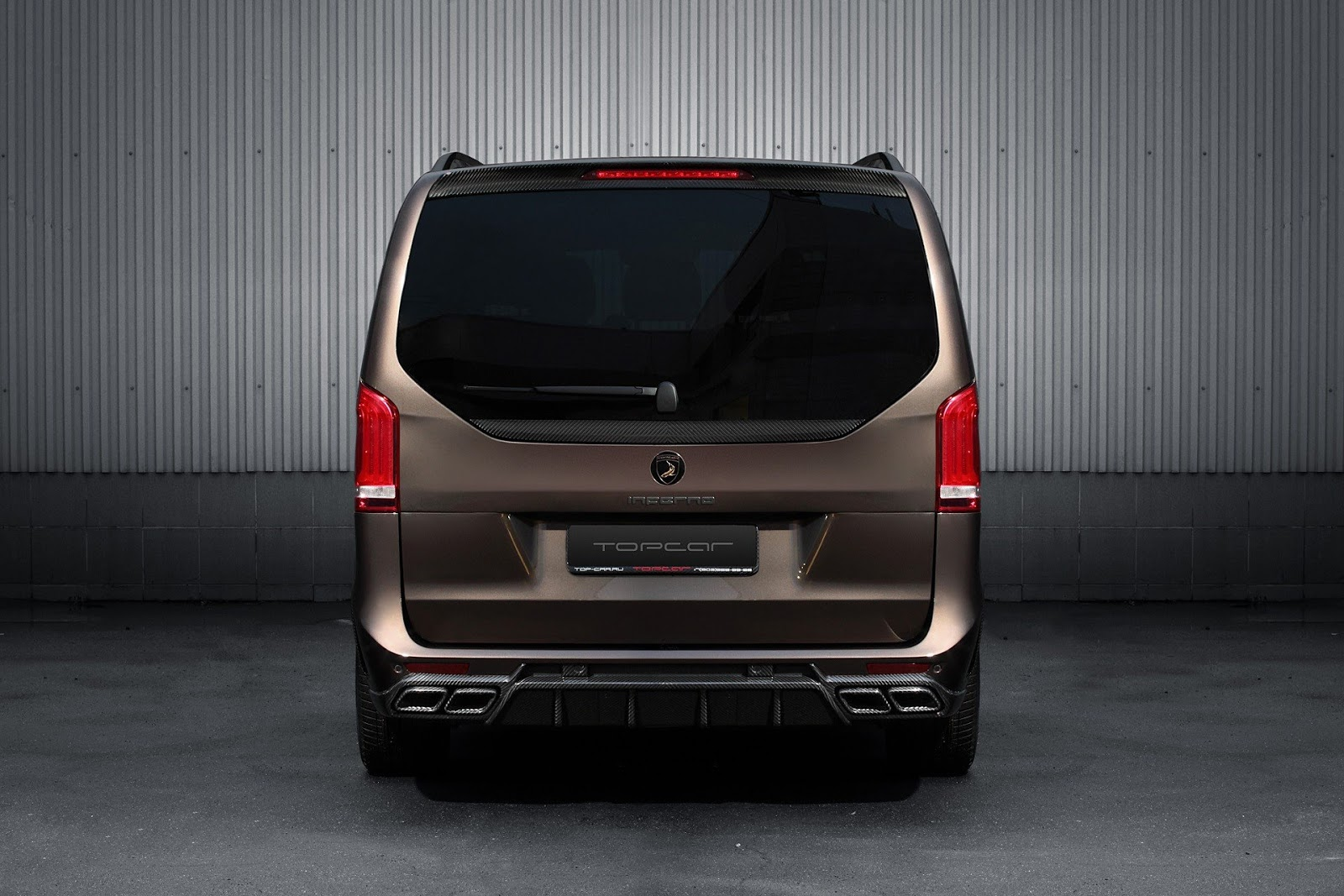 Topcar Transforms Mercedes V Class Into Something Fit For