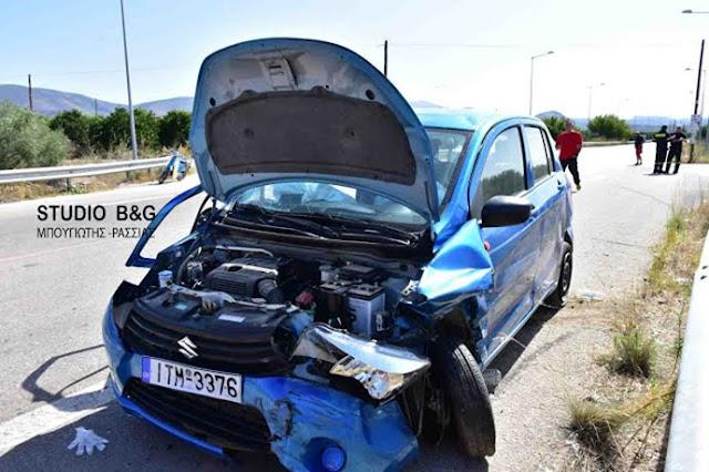 Δύο νεκροί από εκτροπές οχημάτων στην Κυνουρία