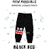 Jogger Monster (Black red)