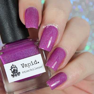 Vapid Lacquer 1000 Steps | California Jelly Holos Collection