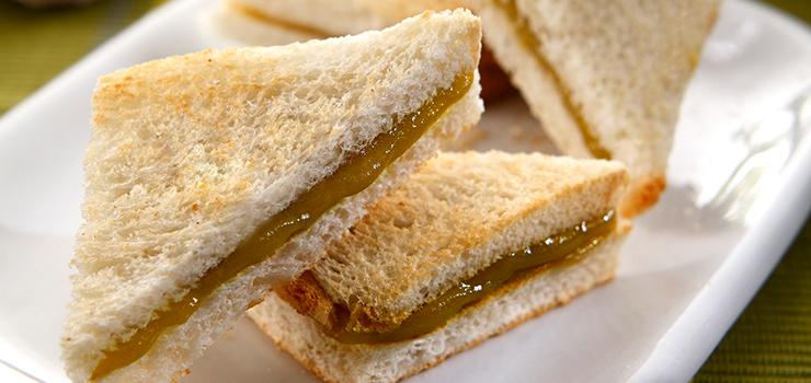 Kisah Reen Dan Hubby - Roti Bakar