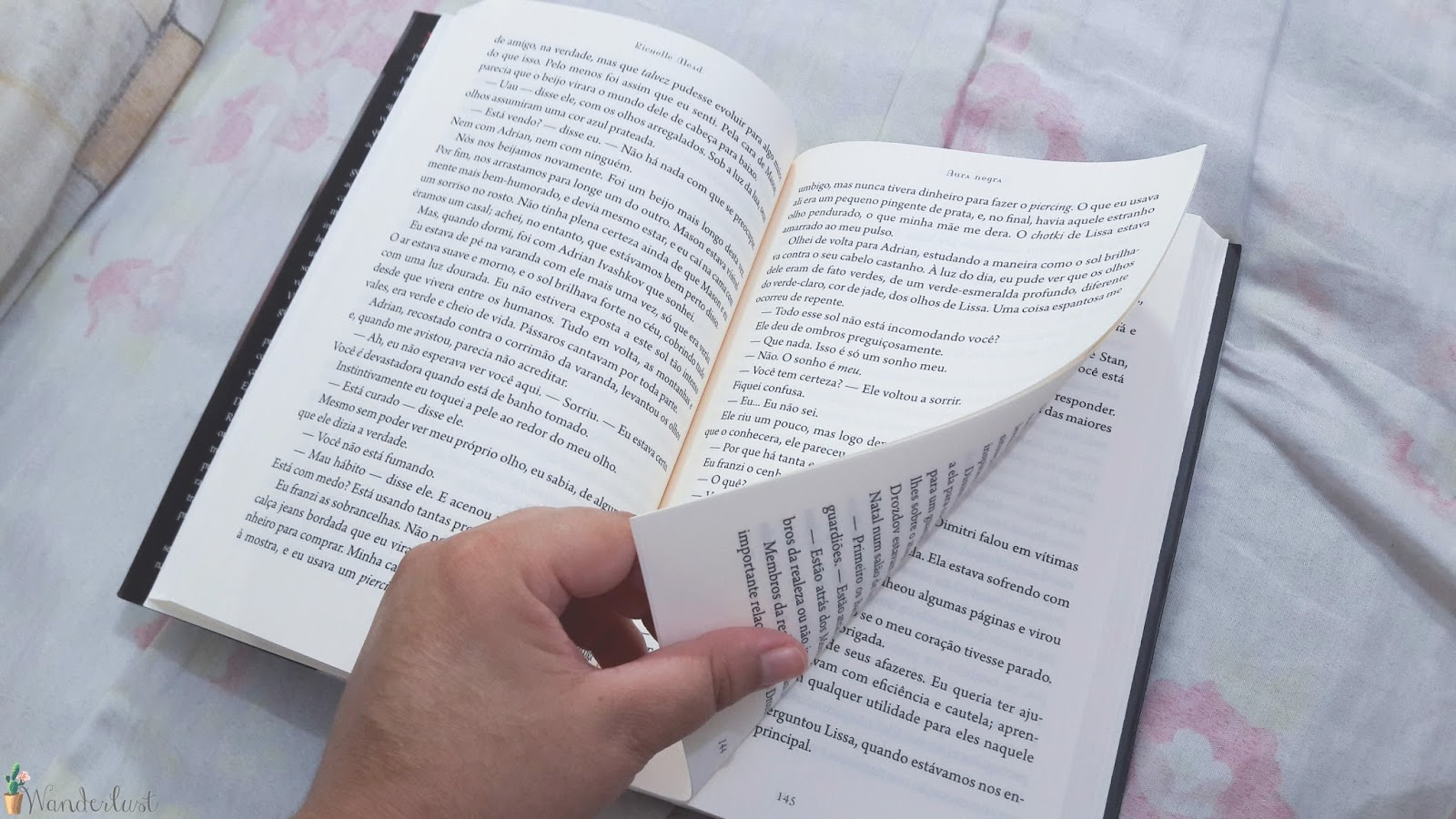 leituras, micaela ramos, livro, fotografia, academia de vampiros, aura negra, richelle mead,