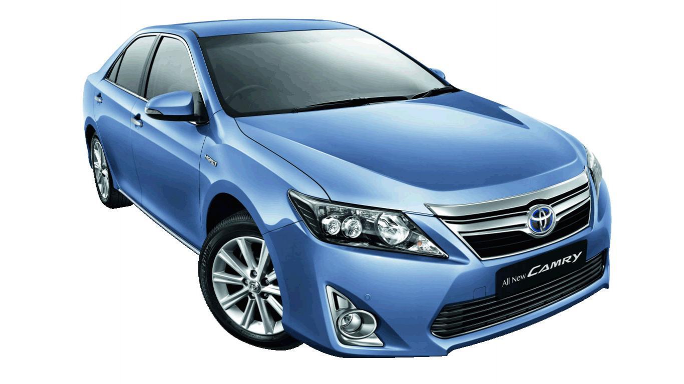 All New Camry Harga Toyota Yaris Trd Sportivo 2017 Hybrid Type Full Model Change 2012 The