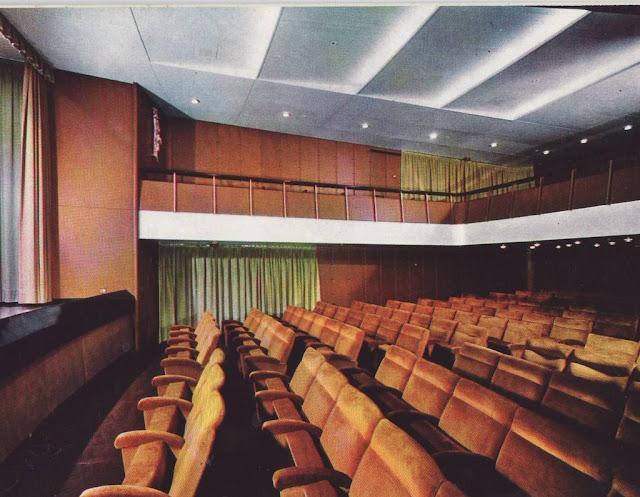 Eugenio C., the two deck high Cinema/Theatre
