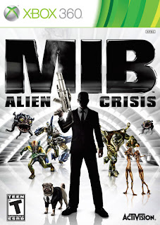 Men in Black: Alien Crisis (X-BOX360) 2012
