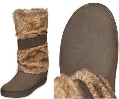 botas para mujer de la marca Crocs