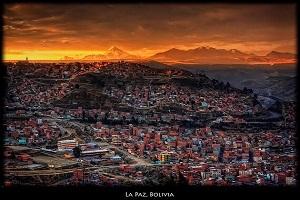 مدينة لاباز