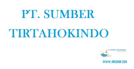 Loker Terbaru Wilayah Tangerang PT Sumber Tirtahokindo Juni - Juli 2017