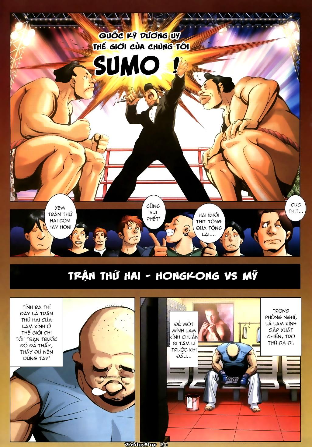 Người Trong Giang Hồ Chap 982 - Truyen.Chap.VN