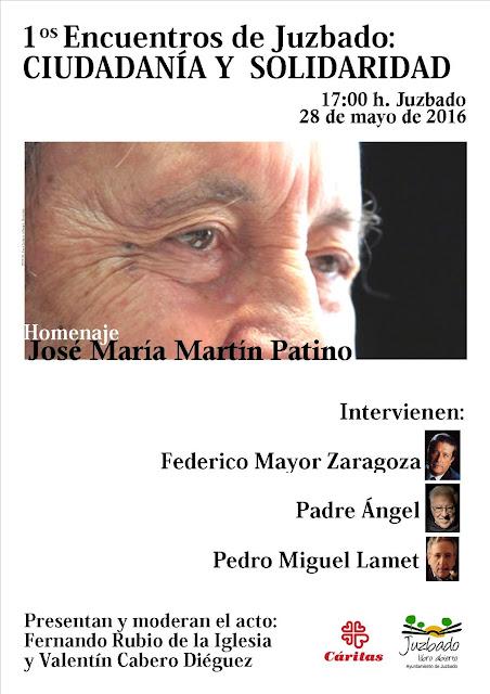 Juzbado Encuentro ciudadanía y solidaridad