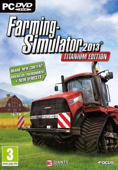 Farming Simulator 2013 PC Full Español Titanium Edition