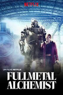 Fullmetal Alchemist - BDRip Dual Áudio