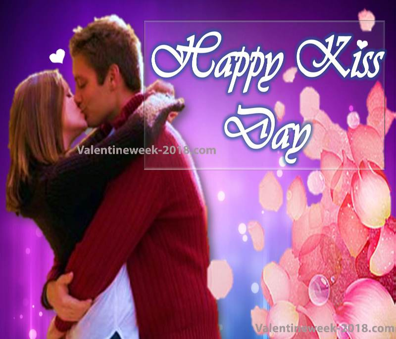 Happy Kiss Day 2019 Images