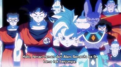 Dragon Ball Super Episode 78 Subtitle Indonesia