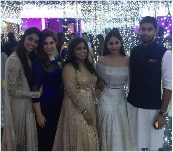 Apollo Hospital MD Preetha Reddy's Son Harshad Wedding