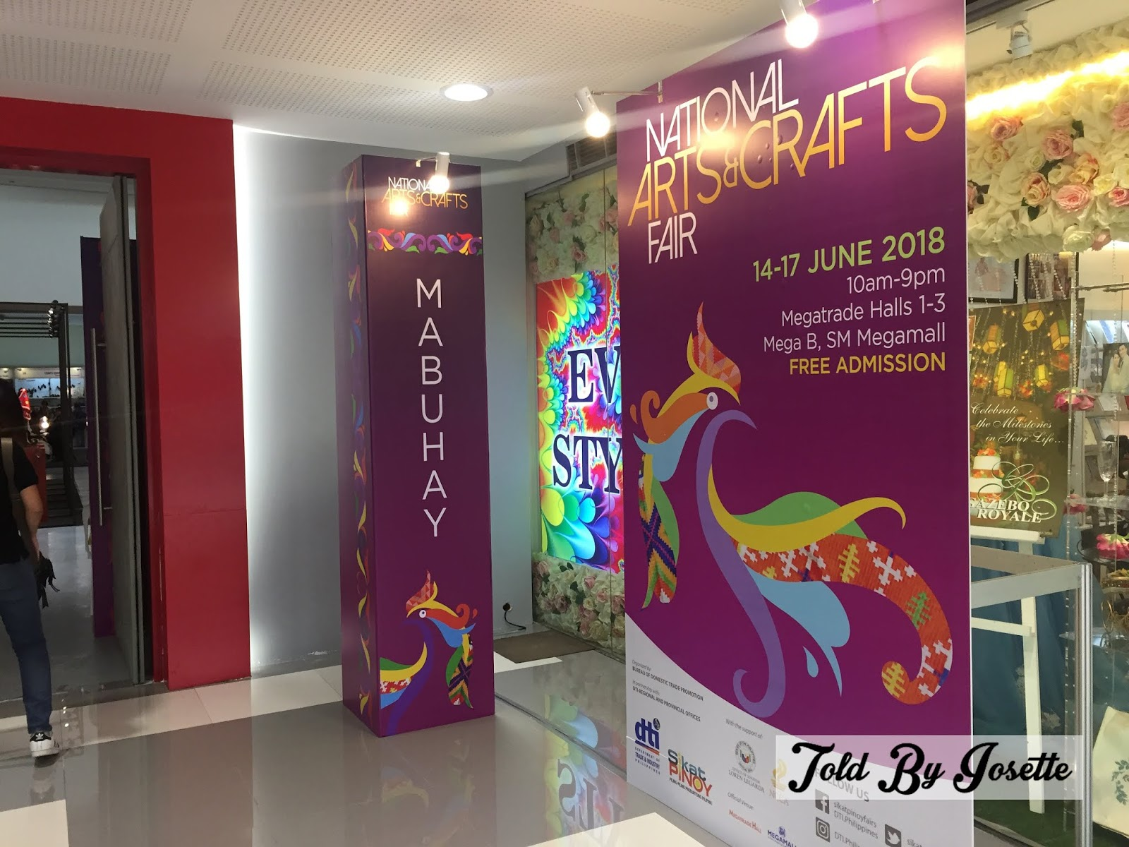 2018 Sikat Pinoy National Arts and Crafts Fair: 10 Reasons Why