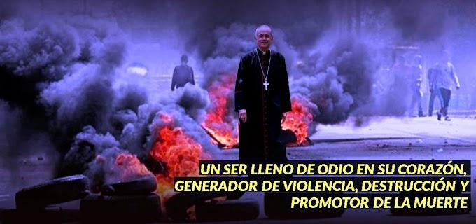 Nicaragua: Monseñor Silvio Báez apostó por el odio al pueblo