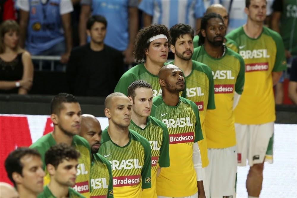 Ανάλυση ομάδος μπάσκετ Βραζιλίας
