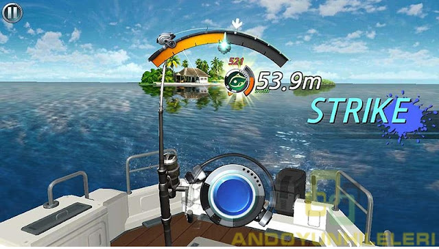 Fishing Hook v2.2.1 Para Hileli