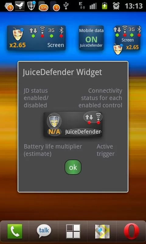 JuiceDefender Ultimate ~ Android Apps & Games
