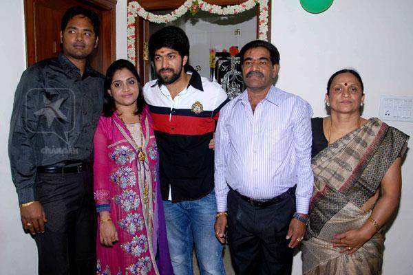 Yash Family