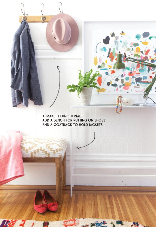 El recibidor perfecto para tu casa - Home Staging