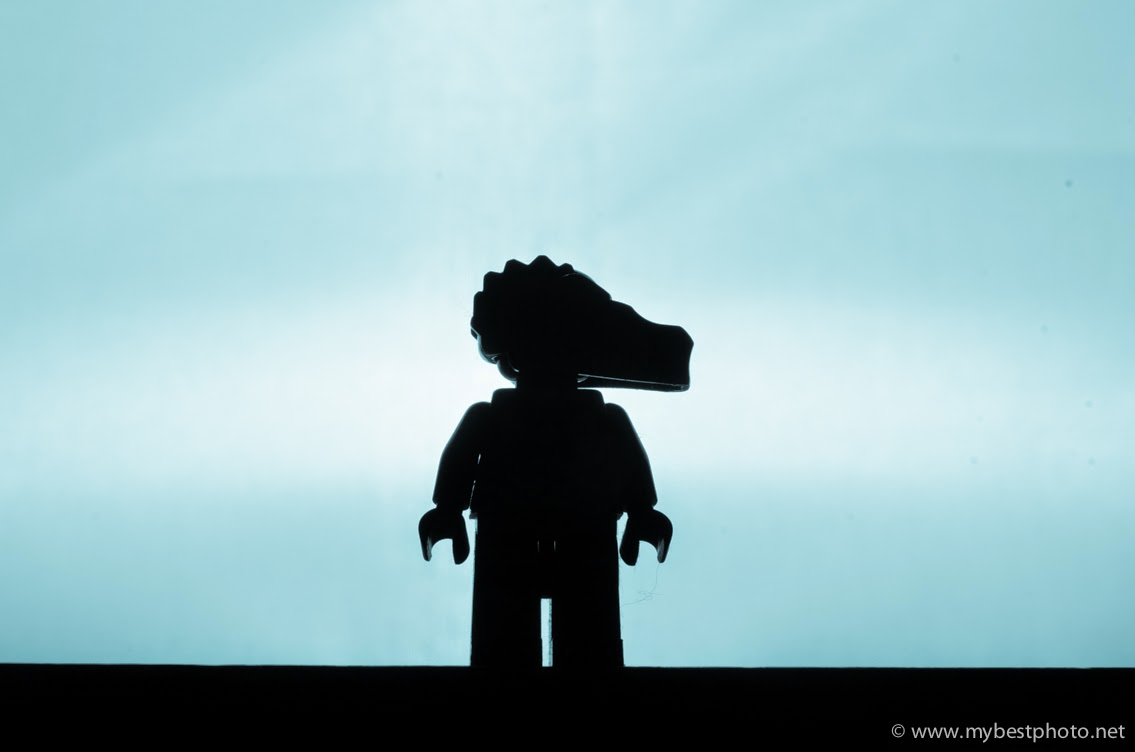 Lego Minifigure Cragger - Wallpaper