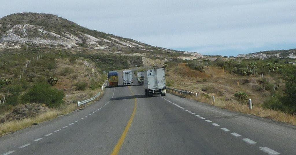 Lastwagen Rennen