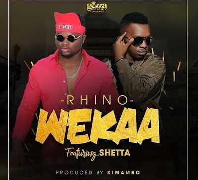 Download Audio | Rhino ft Shatta - Wekaa