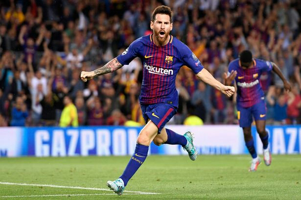 Messi Is From Another Planet — Semedo Roar