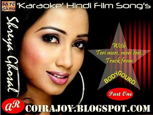 karaoke songs hindi free  track