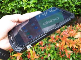 Doogee S60 RAM 6GB 4G LTE IP68 Certified Mulus Fullset