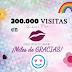 300.000 VISITAS ¡¡GRACIAS!!