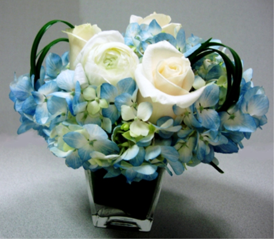 Types Of Blue Flowers For Bouquets