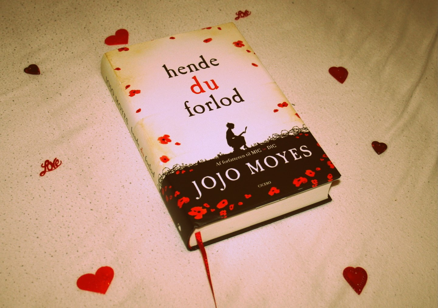 Hende du forlod af Jojo Moyes