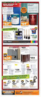 Home Depot weekly flyer November 30 - December 6, 2017