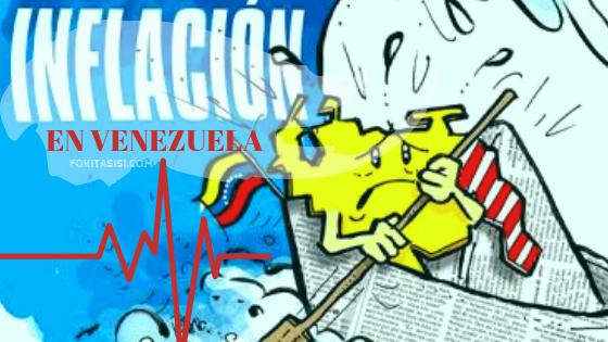 (Imagen) En Ultimas Noticias Venezuela ha quedado como un país consumido por la galopante crisis económica y profunda hiperinflacion en Venezuela por la devaluación del Bolivar