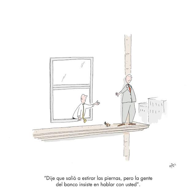 Humor en cápsulas para hoy viernes, 21 de abril de 2017
